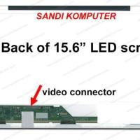 LCD LED Laptop Toshiba C50 C50D C55 C55D Series, 15.6 Inch tebal