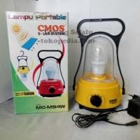 harga Lampu Emergency tenaga surya Solar Panel MGMS- 4W Tokopedia.com