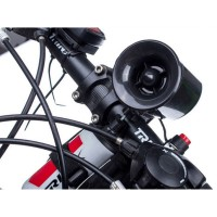 Harga Klakson Sepeda BELL Large Bicycle Horn Sound Black C101   WIKIPRICE INDONESIA