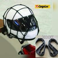 Harga jaring helm helmet net aksesoris motor otomotif | antitipu.com