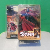 SPAWN 8 SERIES 25 THE CLASSIC COMIC COVERS