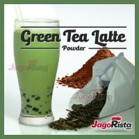 Jual 1 Kg Jagorista - Green Tea Latte - Premium Bubble Drink Powder Murah