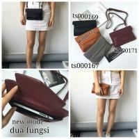 Dompet / Clutch / Wanita / Cewek / Gadis / Dompet HP Import TS000169