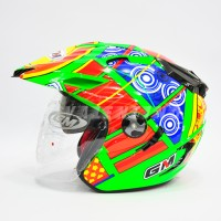 HELM GM Startech Rossi 5 Elements Green