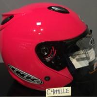 Helm INK Centro Original 100% ( Asli ) Pink Mangenta MFYMT