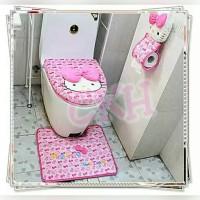 Cover Toilet Hello Kitty / Toilet Cover Hello Kitty