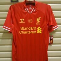 Liverpool 2013-14 Home. JFT96. BNWT. Original Jersey