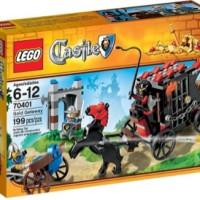 Toys LEGO Castle Gold Getaway 70401