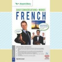 """Buku Bahasa Prancis """"DAILY CONVERSATIONS + WORDS FRENCH +CD AUDIO"""""""