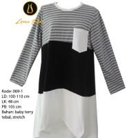 kaos pakaian wanita ukuran besar/big size/xxl, murah, kualitas bagus