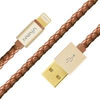 Kabel Data Vivan PL100 Apple IPhone 5/6 IPad Mini Lightning PL100 US