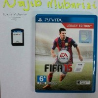 Fifa 15 (Kaset Ps Vita / Game Ps Vita)