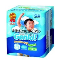 Nepia Genki XXL pants 18 pampers diapers bayi