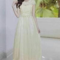 harga Longdress import /Gaun pesta panjang tutu /Baju pesta panjang KOREA Tokopedia.com