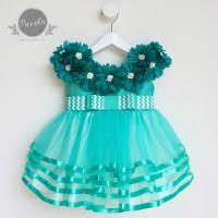 harga Baju Anak Perempuan Tutu Dress Anak Dress Bayi Baju Pesta Anak AB201 Tokopedia.com