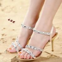 harga Sepatu high heels wanita casual harga promo termurah 2016 Tokopedia.com