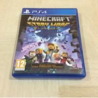 BD PS4 Minecraft Story Mode