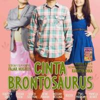 Dvd Original Cinta Brontosaurus