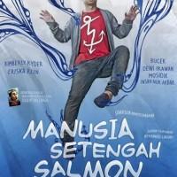 Dvd Original Manusia Setengah Salmon