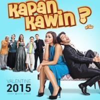 Dvd Original Kapan Kawin?