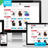 Template OkeShop Blogspot | Toko Online Professional Do Murah