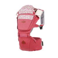 Gendongan Bayi (Baby Carrier) i-Angel HipSeat Fleur - Pink