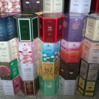 Parfum Minyak Wangi Non Alkohol Al Rehab ALREHAB 6 ml Made in Arab