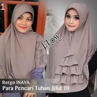Flow Bergo Inaya 10 by Flow Jilbab film Para Pencari Tuhan