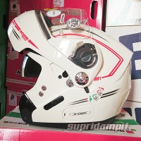 harga Helm Nolan N91 Linear Metal White Modular Touring not Shark AGV Caberg Tokopedia.com