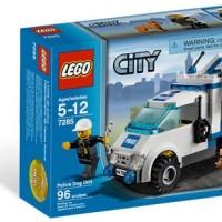 LEGO CITY 7285 Police Dog Unit