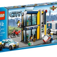 LEGO city 3661 Bank Money Transfer