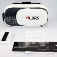 Jual Virtual Reality 3D / VR BOX 2.0 / Kacamata VR 3D / VR Glasses Murah