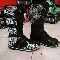 harga sepatu cross AHRS F1 Tokopedia.com