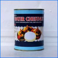 Water Chestnut (Buah Sarangan dalam Kaleng)
