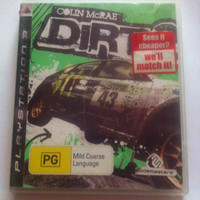 COLIN McRAE DIRT 2 PS 3 ORI (BEKAS)
