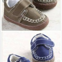 PreWalker Shoes - Next Vintage Blue