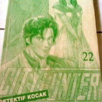 Komik Detektif Kocak City Hunter no. 22