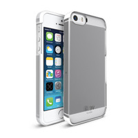 iLuv Vyneer Dual Material Case for iPhone 5/5s