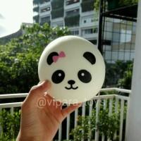 Squishy Jumbo Panda Bun