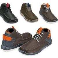 Sepatu boot boots pria CROCS Linden Original