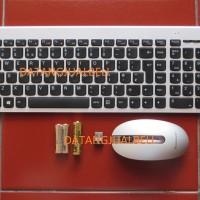 Lenovo Ultraslim Plus Wireless Keyboard and Mouse