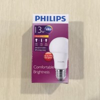 harga Lampu Bohlam Led Philips 13w 13watt 13 W (warm White/kuning) Tokopedia.com