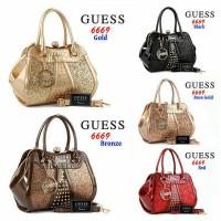 harga Bag tas pesta Guess Shine 6669 Semprem Tokopedia.com