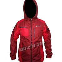 Jaket Gunung Berghaus Waterproof 04