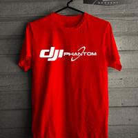 Kaos/T-shirt Photography DJI Phantom Logo Murah