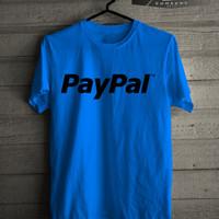 Kaos/T-shirt Internet Marketing Paypal Logo Murah