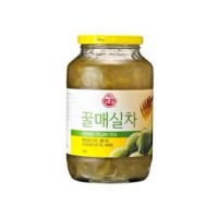 madu ottogi korean honey plum tea 1 kg full - madu plum korea