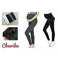 cd25b4a26b9 Cheerile Pregnancy Long Leggings - Legging hamil Panjang Cheerilee