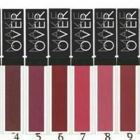 MAKEOVER MAKE OVER Liquid Lip Color Matte Lipstick