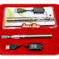 Rokok Elektrik EGO CE5 1100mAh + Free Liquid / Electronic Cigarette